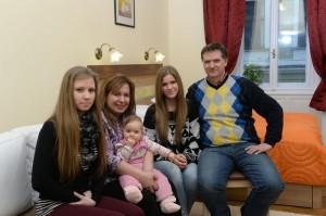 Az Andrásik család